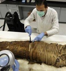 múmias - antigos egípcios