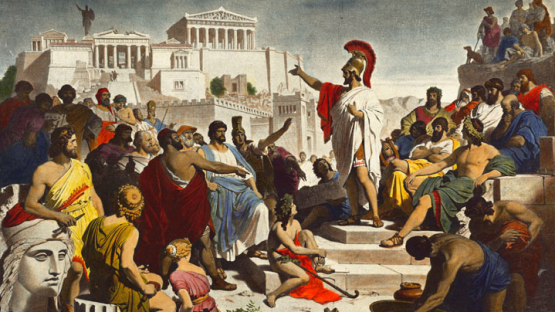 Governos da Grécia Antiga